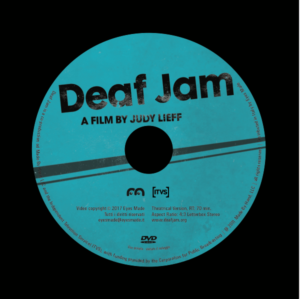 Cover DVD Deaf Jam